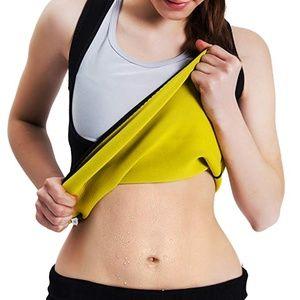 Women's Body Shaper Hot Sweat Workout Tank Top